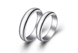 Shopping tips for Sterling Silver Wedding Rings