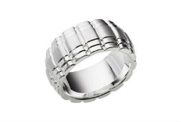 What Makes Men's Sterling Silver Rings So Popular?